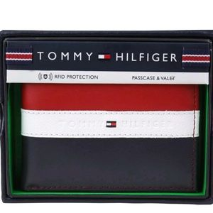 New Tommy Hilfiger Wallet 100% Authentic